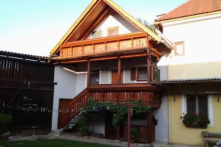 Ferienwohnung zum Wohlfühlen - Lödersdorf I - Wohnung