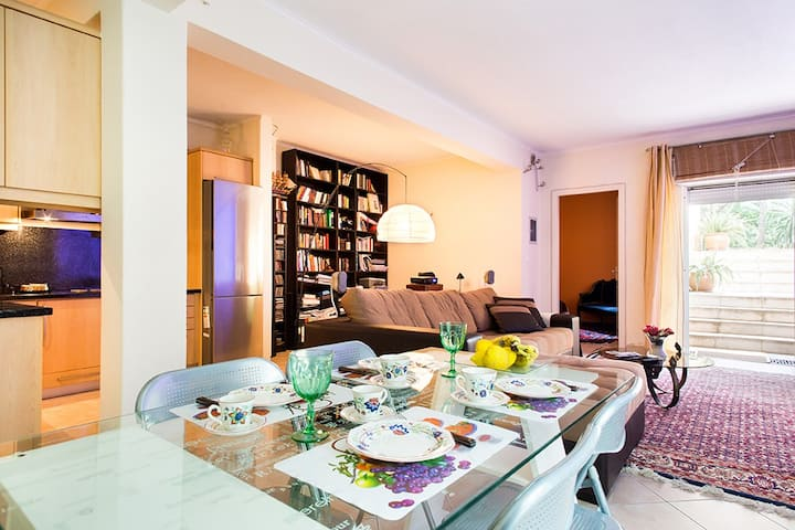 JASMIN APARTMENT IN KIFISSIA