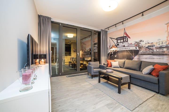 """Nordic Haven Apartments """"BARKA"""""""