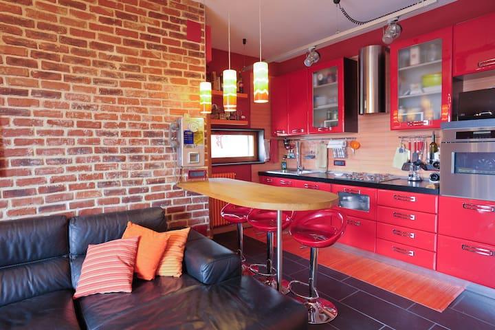 Beautiful design apartment