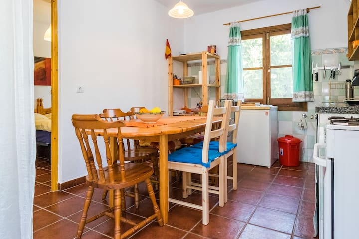 Idylle - Costa del Sol, Wohnung - Frigiliana - Apartment