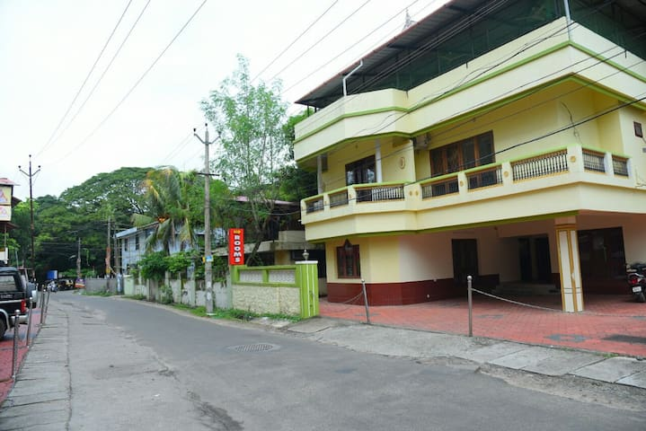 Sreekrishna Kailas Inn - Guruvayur - Butik otel