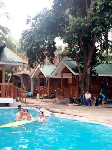 Island View Coastal Resort - Dauin - Cabane