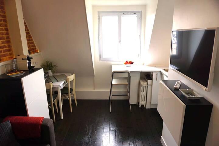 Cosy Apartment-Parc des Expos-Porte de Versailles
