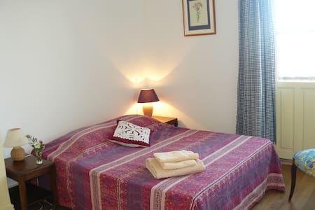 Chambre avec vue - Montsoreau