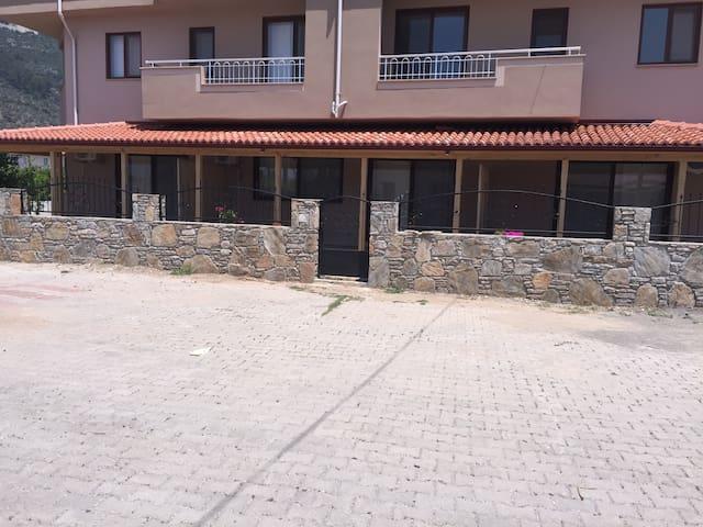 Lüks günlük kiralık harika daireler - Gökova Belediyesi - Apartemen