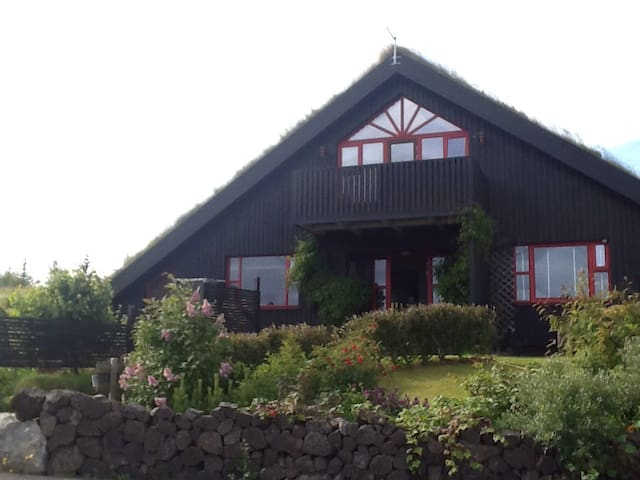 Room, w/double bed, central South - Selfoss - Bed & Breakfast