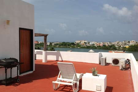 Best View, Modern, Centrally Located - Isla Mujeres