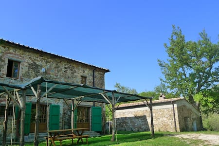 Typical Tuscan  Podere Ciclamini. - Pisa - House