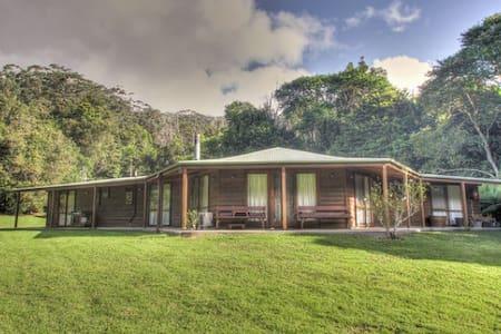 Beautiful Natural setting, Jamberoo Mt 3 bdm house