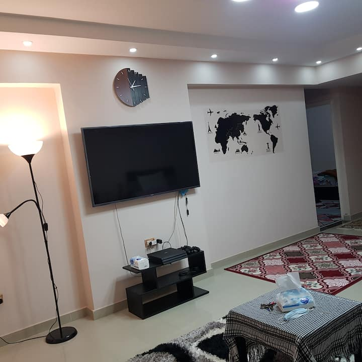 cheap and clean one room and hall only