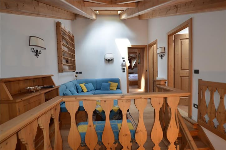Close to ski tracks and trekking paths - Cortina d'Ampezzo - Apartamento