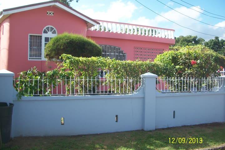 Tina's Guesthouse - Ocho Rios - House