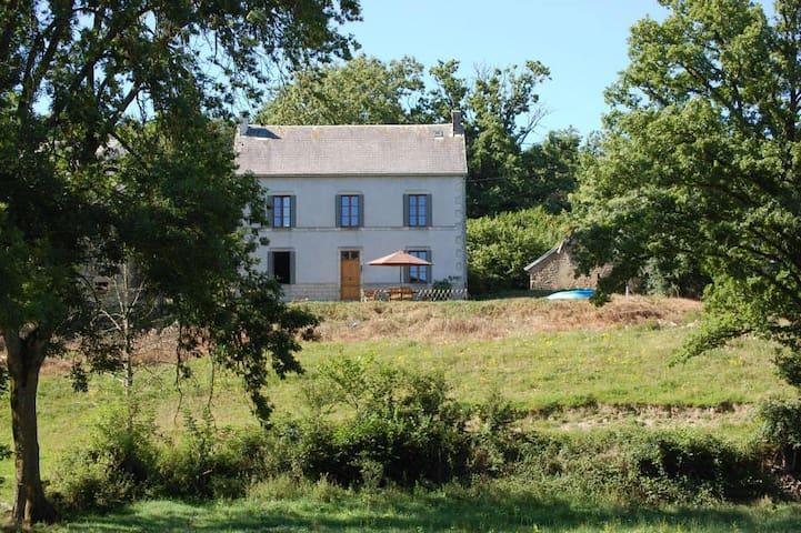 Cottage Lacot, Auvergne - Espinasse