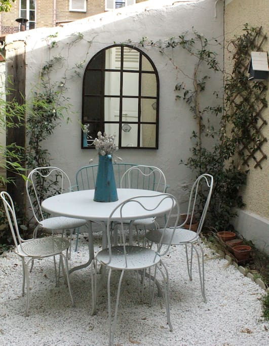 Paradis 15 mn de paris maisons louer la garenne colombes le de france france - Location maison jardin ile de france colombes ...