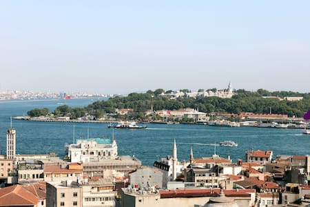 Incredibly best view of Istanbul - Beyoğlu