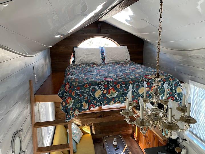 Oceano Artist Tiny House