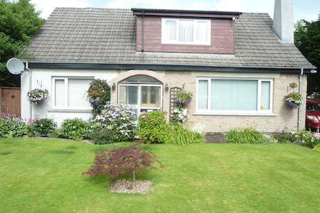 Friendly home on Fairfield Road - Inverness