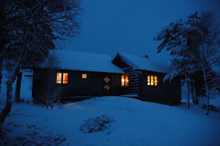 At a winternight