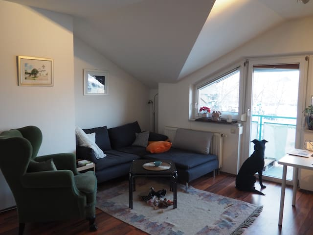 Private room in shared flat - Saalfelden am Steinernen Meer - Lägenhet