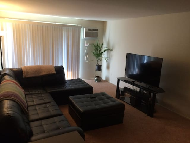 One bedroom apartment. 20 minutes from Chicago. - Alsip - 아파트