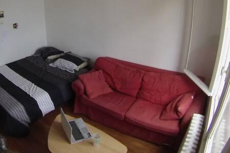Chambre en colocation Paris 18