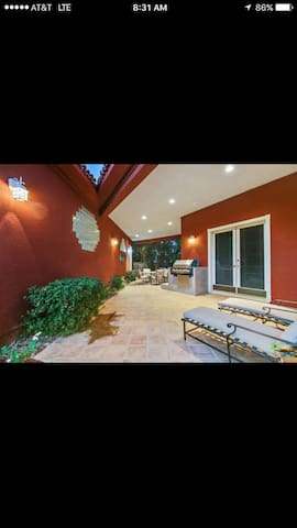Villa Lilliana in South Palm Spring - Palm Springs - Maison
