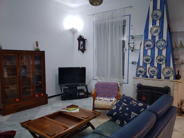 Location Niveau De Villa F5 Alger Bologhine