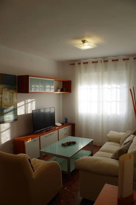 Detalle salón