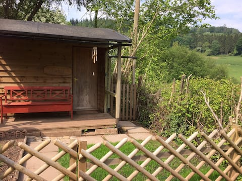 I'Abri- A Cosy Country  Cabin