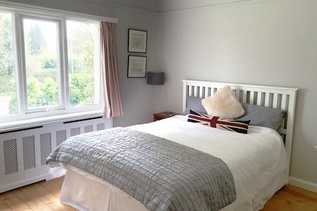 Light & airy Double room in Crowborough - Crowborough - House