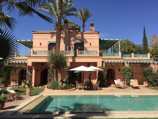 Villa 76 - Marrakesh - Huis