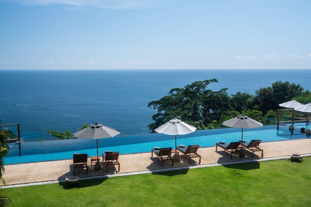 Andaman Sea views