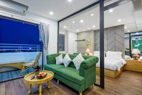 CAO Hospitality/FREE PICK-UP/BALTIC APT+ SEA VIEW