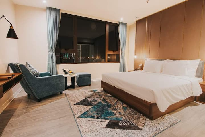 Lupin Hotel, Double Room , Nice & center .