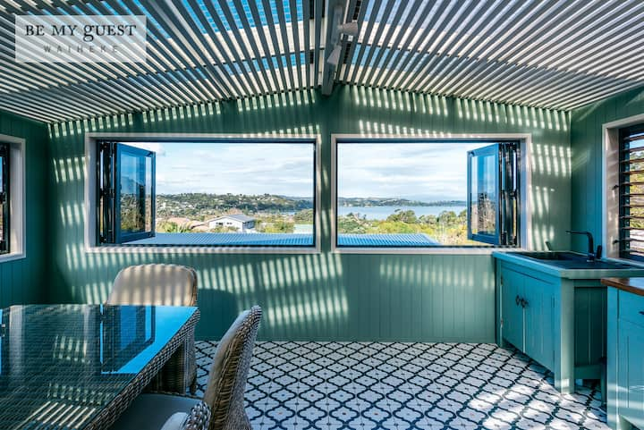THE PARROT'S NEST WAIHEKE | Be My Guest