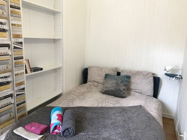 30m2/spacious kitchen/free Wifi/10min Paris