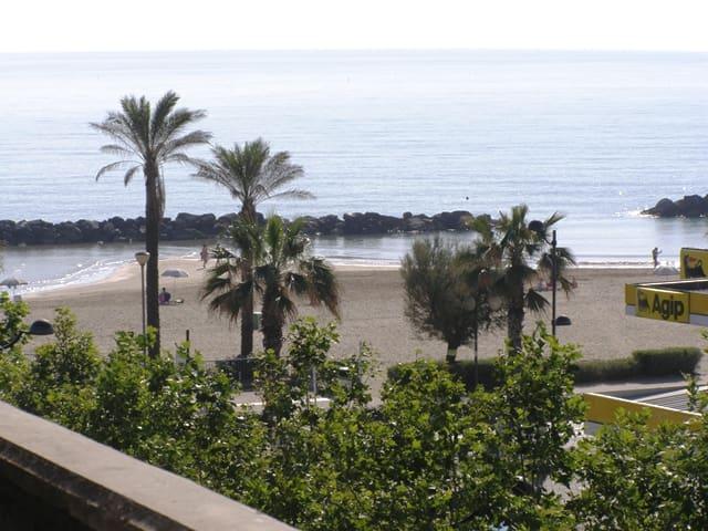 Casa Vacanze Carmen Parch+Clima+Wifi+2 sdraio+2omb