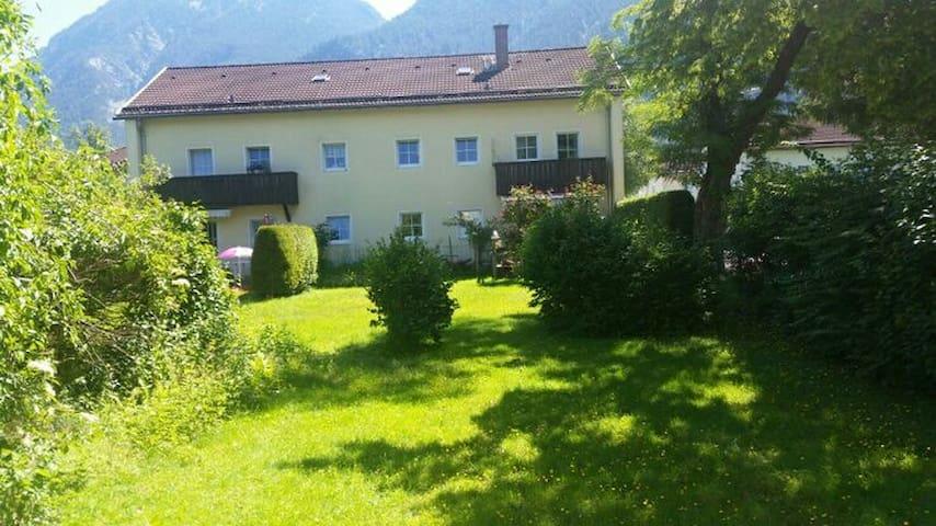 Möbliertes Zimmer zu vermieten - Garmisch-Partenkirchen - アパート