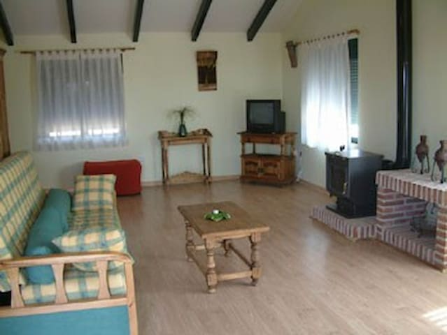 Casa Rural completa parejas y familias - San Esteban de los Patos - Rumah