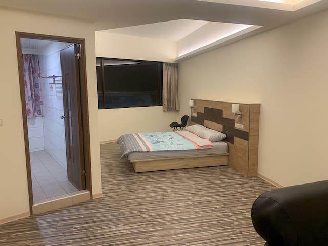 寓居獨立套房4A(12坪)