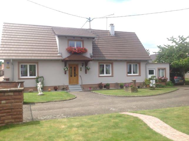 Gîte Ernestine - Soufflenheim - Haus