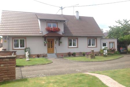 Gîte Ernestine - Soufflenheim