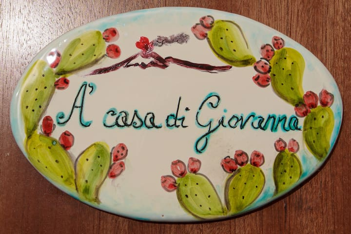 """""""A' casa di Giovanna """""""