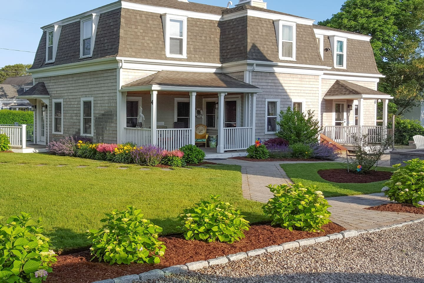 Welcome to West Dennis! This home is professionally managed by TurnKey Vacation Rentals.