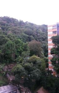 Studio (Kitinete) MOBILIADA em Laranjeiras - Rio de Janeiro - Appartement