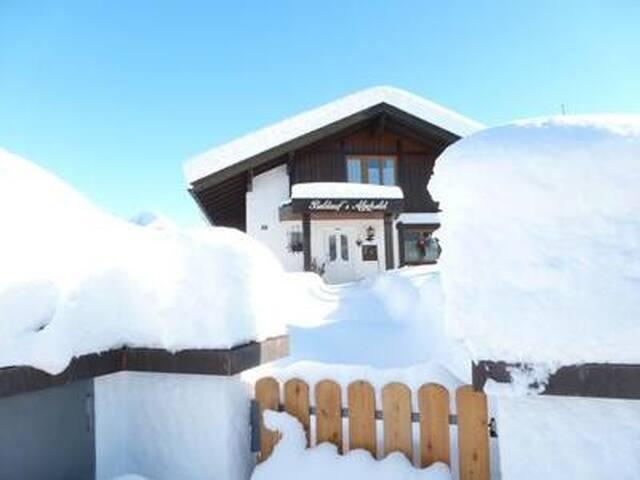 Baldauf's Alpchalet in Oberstdorf - mit allen Bergbahnen im Sommer kostenlos fahren