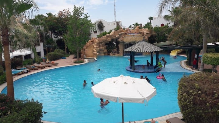 3bedrooms master Sunterra Resor center sharm