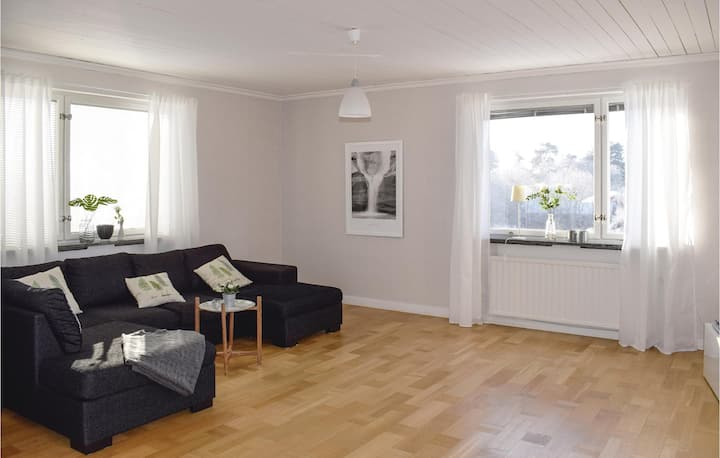Beautiful home in Södra Vi with WiFi and 2 Bedrooms