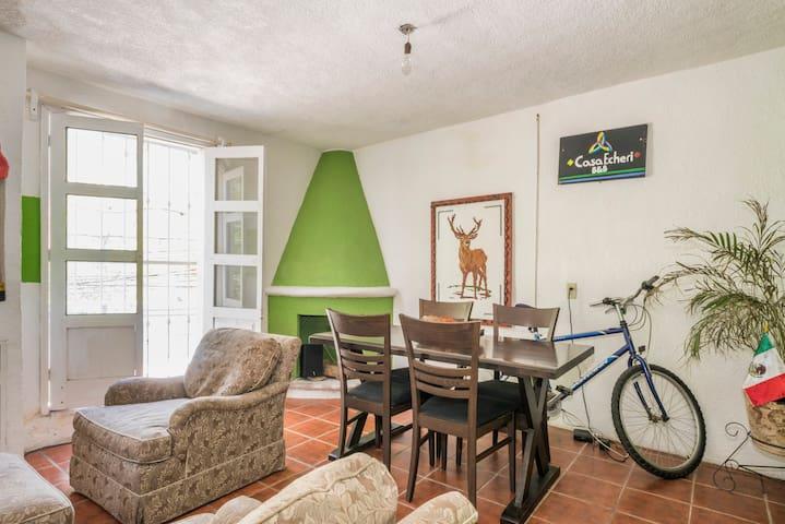 Cozy Aurora Apartment - San Miguel de Allende